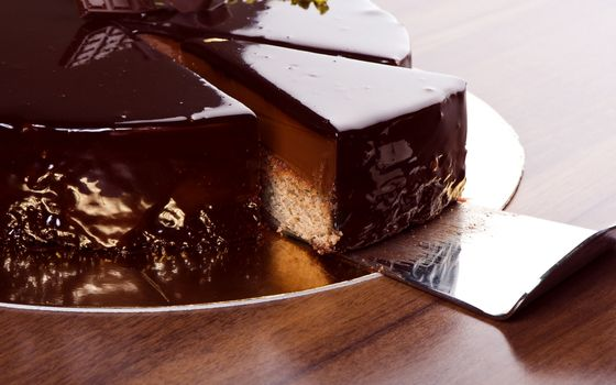 Фото бесплатно торт, десерт, шоколад