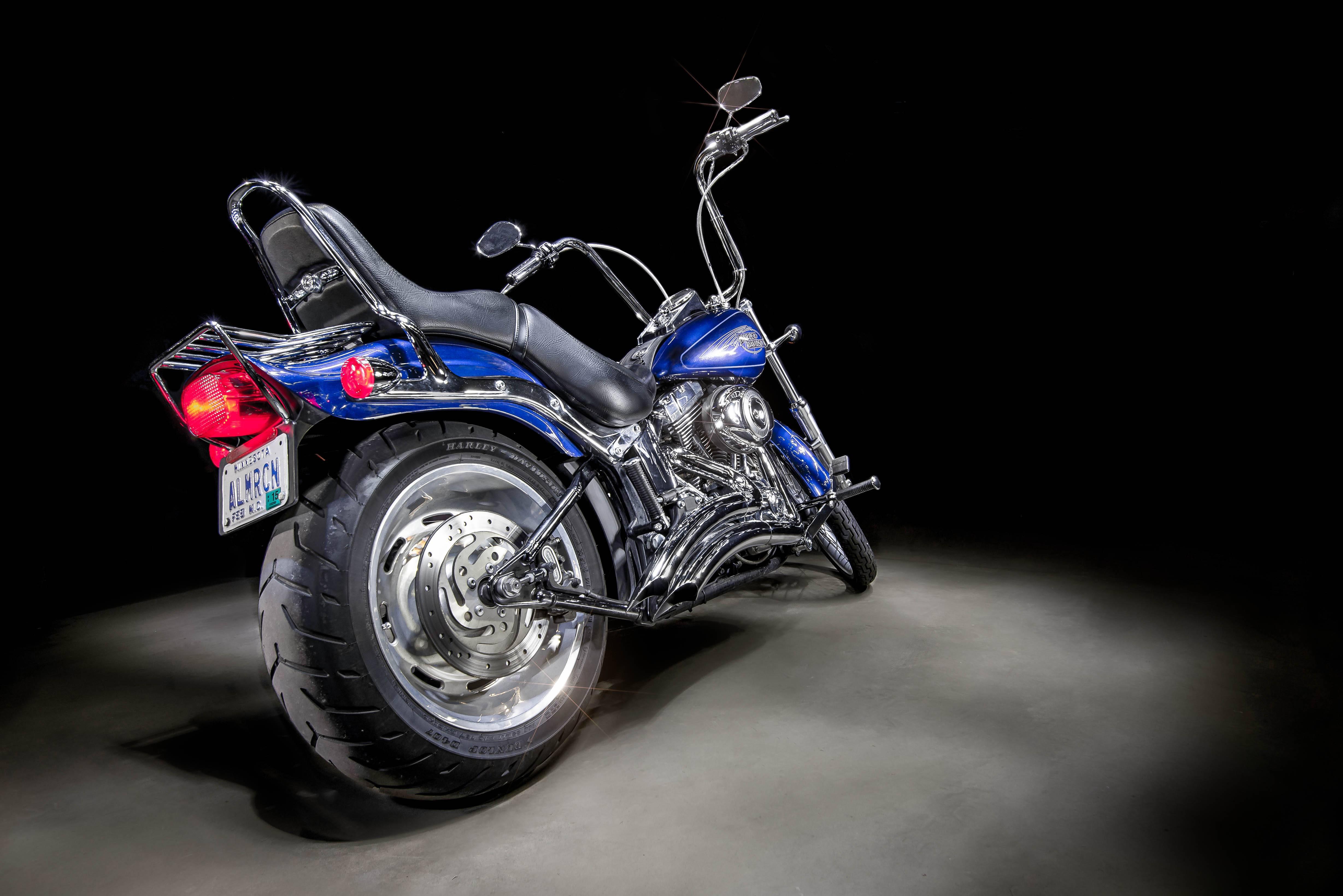 Обои Harley-Davidson, Харли-Дэвидсон, мотоцикл
