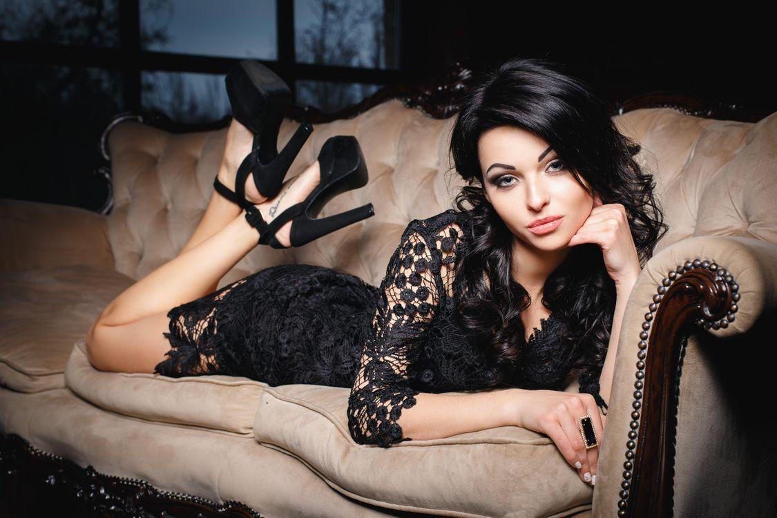 Photo beautiful girl model online free