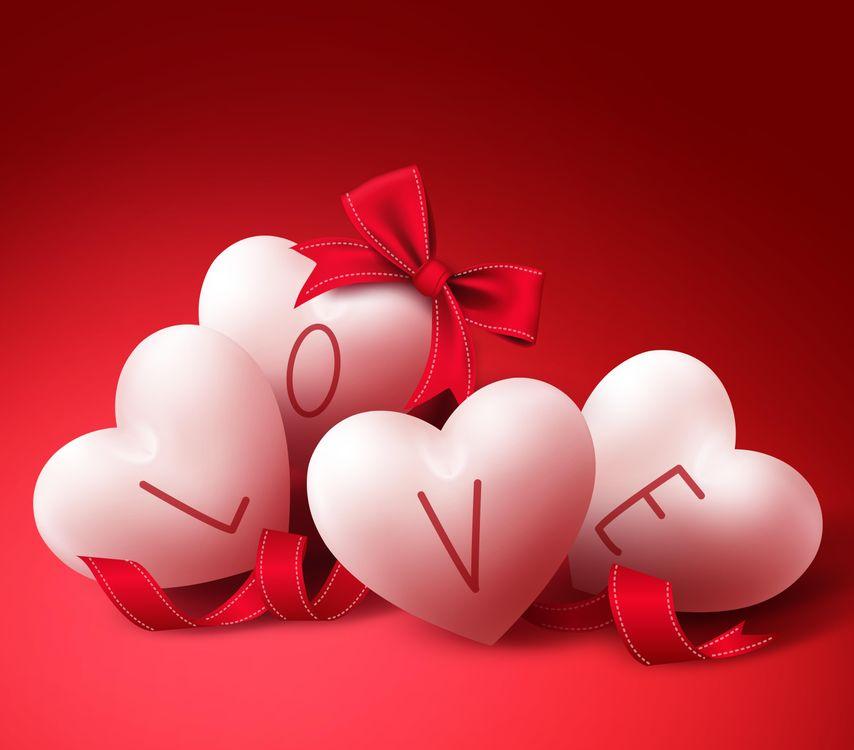 Фото бесплатно день святого валентина, день влюбленных, с днём святого валентина, с днём всех влюблённых, романтические сердца, сердечки, Валентинка, Валентинки, праздники