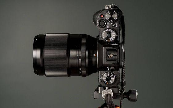 Фото бесплатно фотоаппарат, объектив, настройки