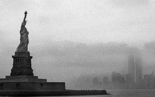 Бесплатные фото статуя свободы,достопримечательность,Нью-Йорк,фото,черно-белое
