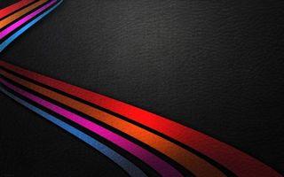 Бесплатные фото разноцветные линии,кожаный фон,радуга