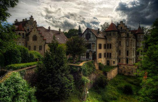 Photo free Lichtenstein, Lichtenstein Castle, where the Sleeping Beauty movie was shot