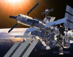 Бесплатные фото МКС,Земля,Солнце,орбита,станция,наука,техника