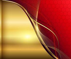 Фото бесплатно золотистый, красный, фон, абстракция, цветной фон, разноцветный фон, текстура, art
