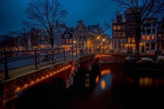 Бесплатная картинка столица и крупнейший город нидерландов, амстердам