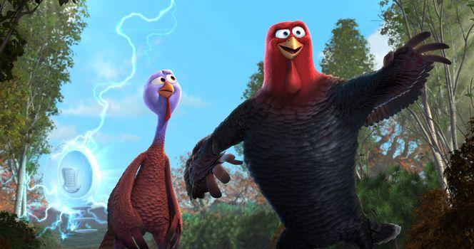 Free turkeys: back to the future, cartoon hot photo