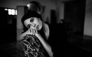 Фото бесплатно девушка, грусть, печаль