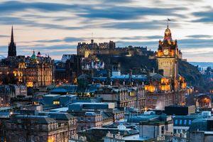Бесплатные фото Эдинбург,Шотландия
