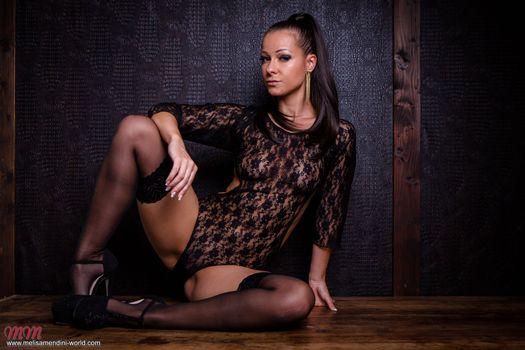 Фото бесплатно красотка, мелиса, модель