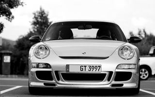 Photo free porsche, lights, grille