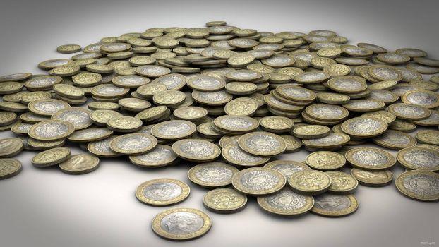 Фото бесплатно монеты, деньги