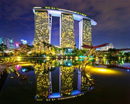 Заставка сингапур, сингапур скачать бесплатно
