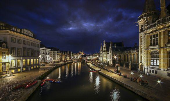 Photo free Belgium, in Belgium, Ghent