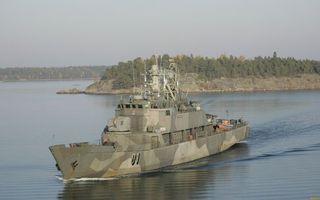 Фото бесплатно военный катер, палуба, вооружение
