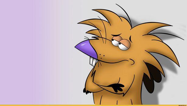 Фото бесплатно The Angry Beavers, Крутые бобры, мультсериал