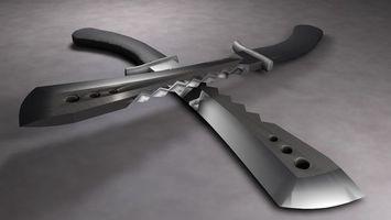 Фото бесплатно Оружие, холодное оружие, арт