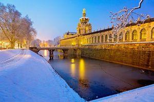 Бесплатные фото Zwinger,Dresden,Germany,Цвингер,Дрезден,Германия